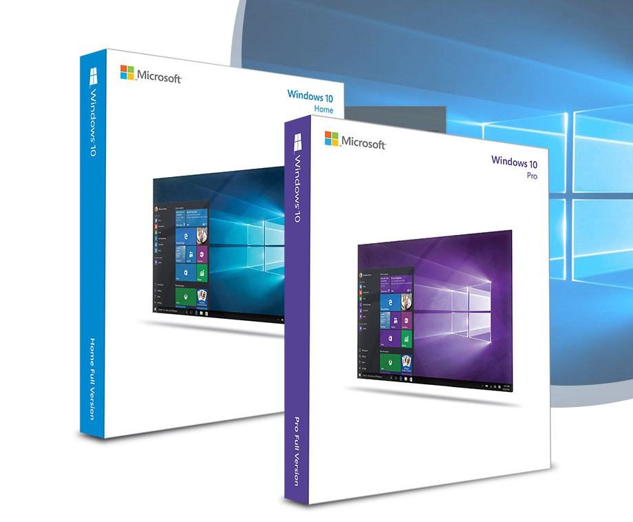 Microsoft Windows 10 Home Of Professional!