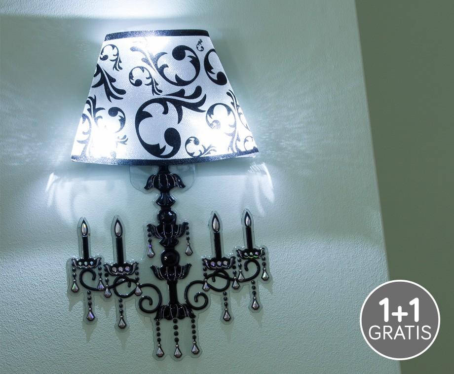 Zelfklevende Led Lampen : Zelfklevende led lamp gratis met ingebouwde geluidssensor