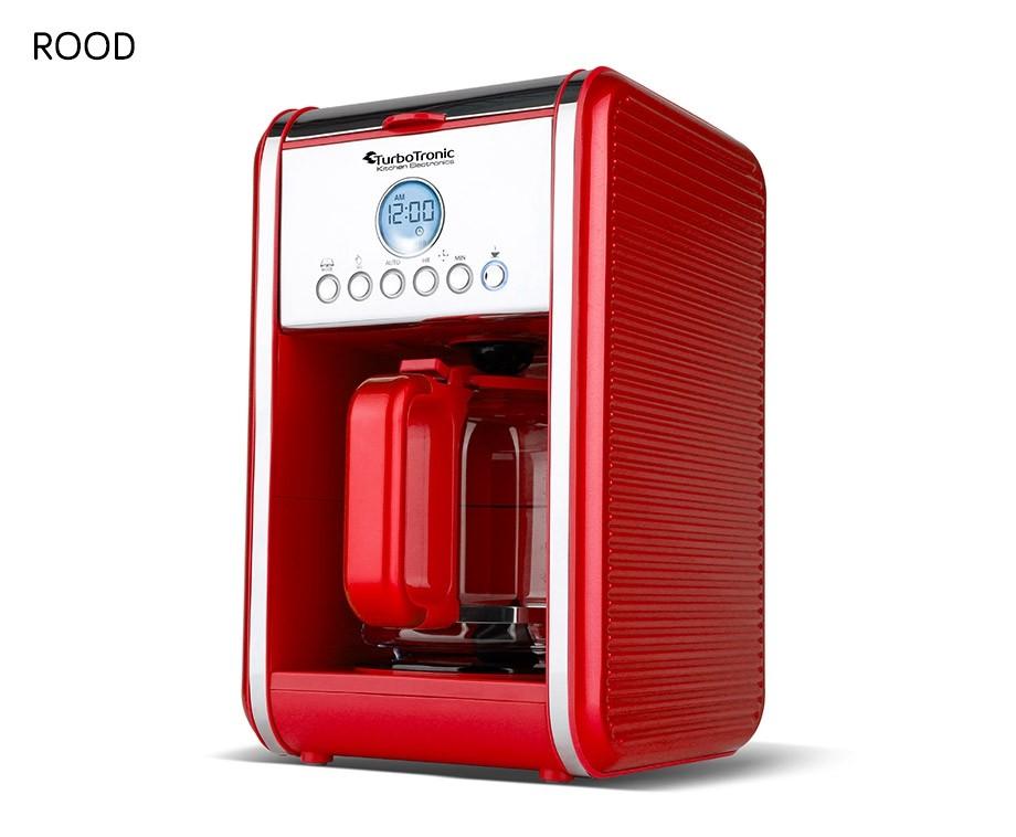 Zespresso Programmeerbaar Koffiezetapparaat - Opstaan Met Je Favoriete Koffie!