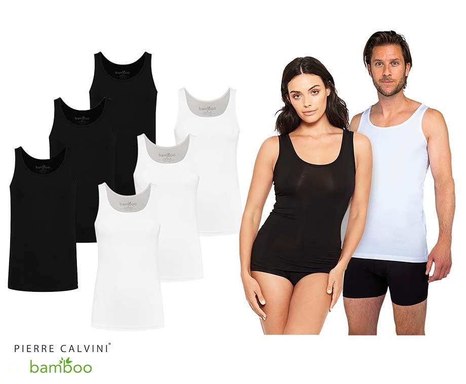 3-Pack Heren Of Dames Bamboo Hemden - Verkrijgbaar In 2 Kleuren! ...