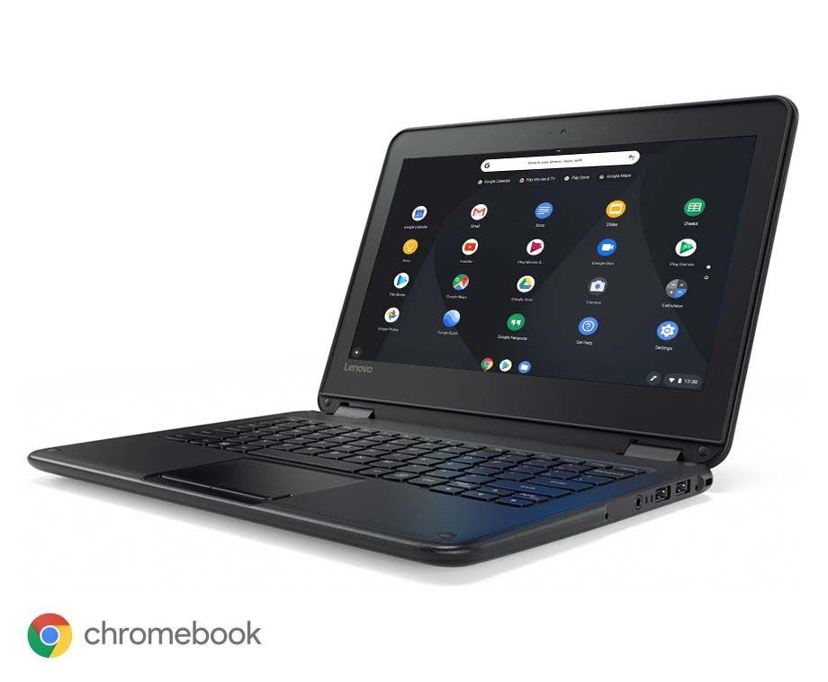Lenovo N23 ChromeBook Refurbished - Makkelijk Mee Te Nemen En Lange Batteri ...