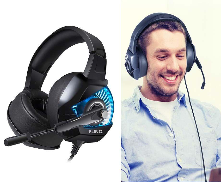 Gaming Headset Premium - Zuiver Geluid Met Microfoon! ...