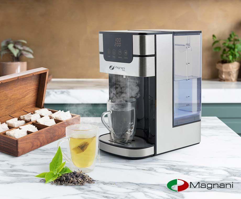 Kokend Water Dispenser 4L - Zet Direct Heet Water! ...