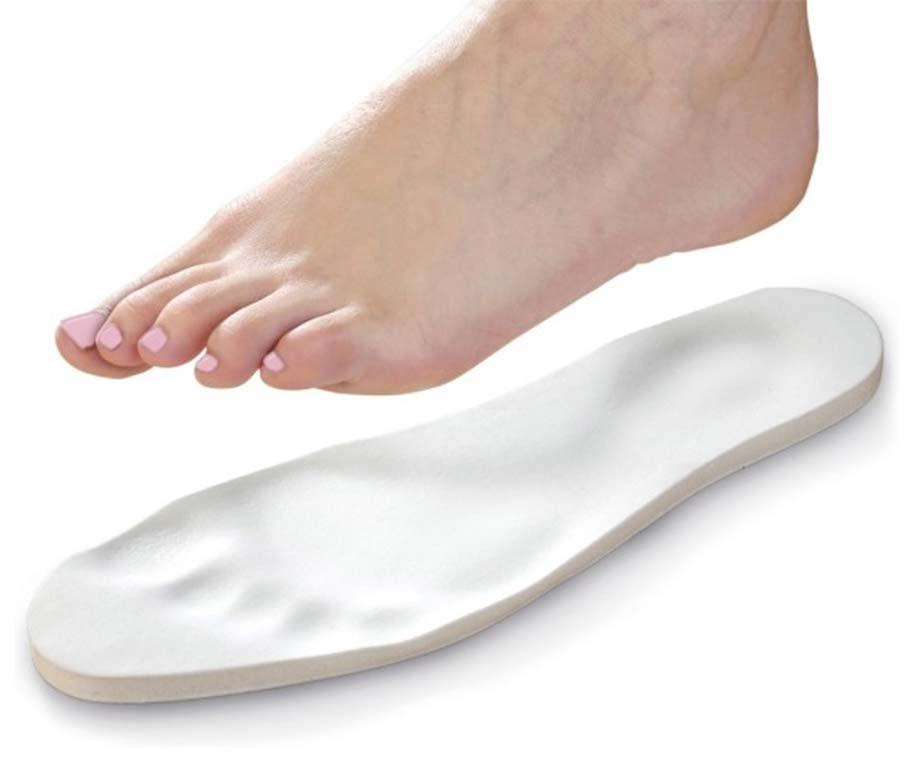 Orthopedische Memory Foam Inlegzolen - Vandaag 1+1 GRATIS! ...