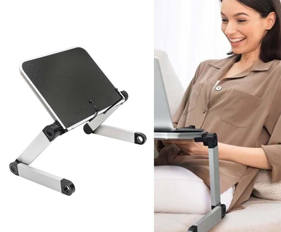 Laptop Table Tech Buddy - Overal Comfortabel Werken! ...