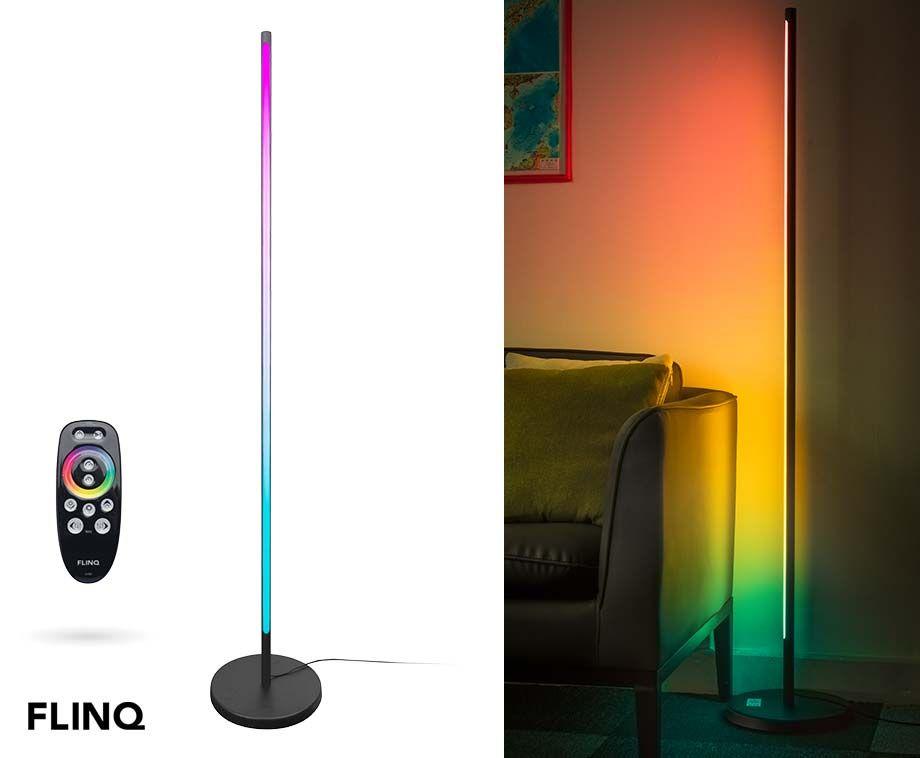 Xyro Vloerlamp - Met Talloze Kleur En Effect Instellingen! ...