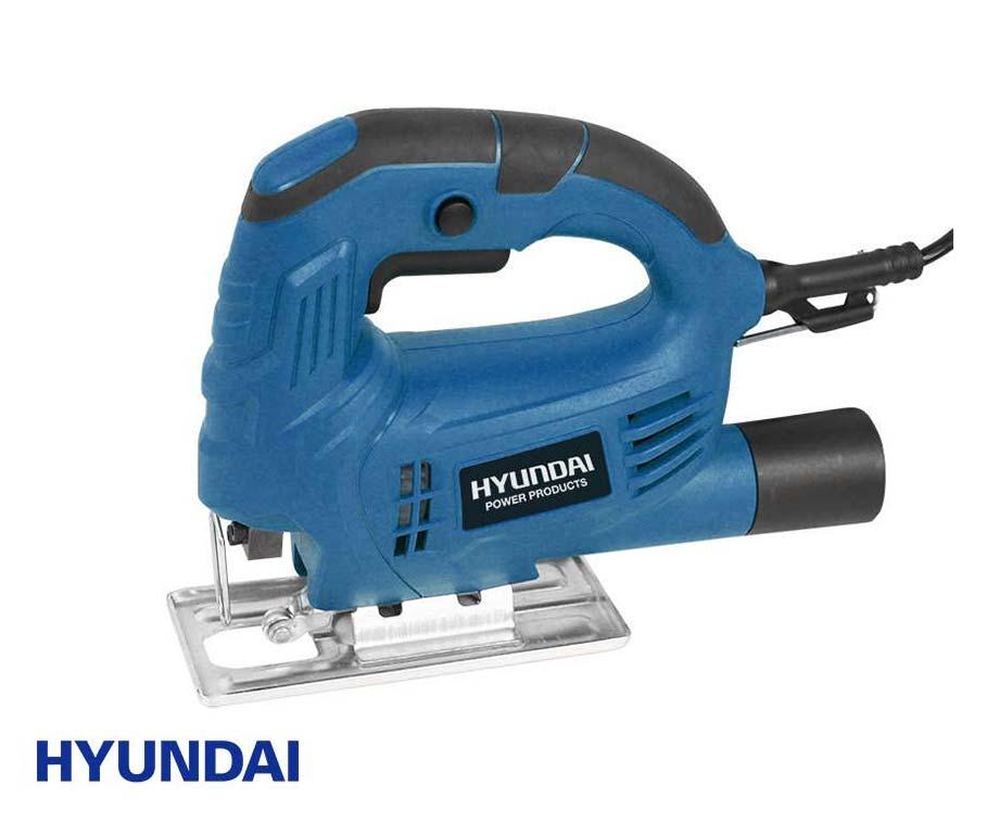 Hyundai Decoupeerzaag - Geschikt Voor Hout, Metaal, Aluminium En...