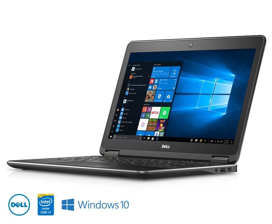"Dell Latitude 12.5"" Refurbished - Met Intel i5, 128GB SSD En..."