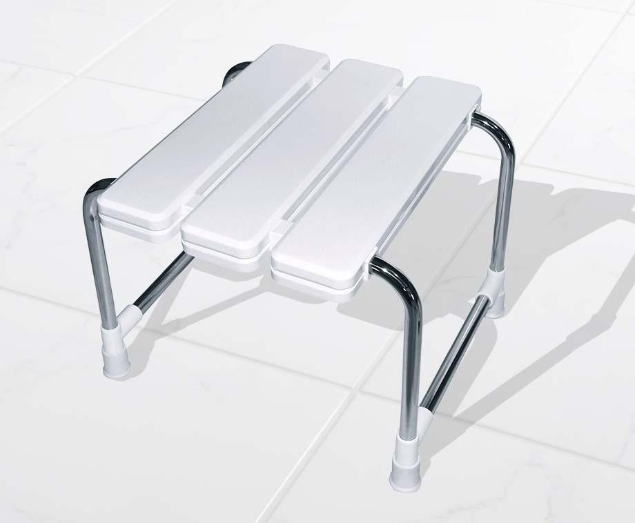 Douchekruk Met Anti-Slip - Voor Veilig Douchen!