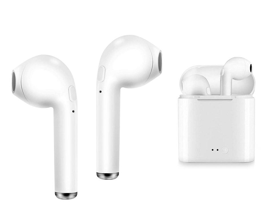Dagaanbieding - Draadloze Bluetooth Oordopjes - Geschikt Voor Apple en Android! dagelijkse koopjes