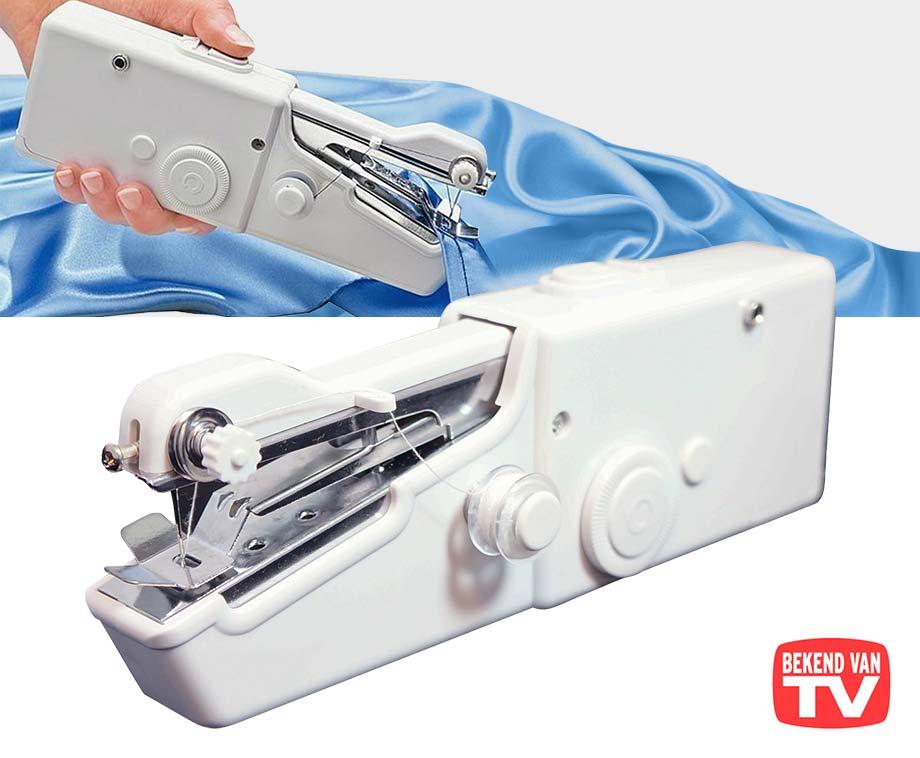 Easy Stitch Handnaaimachine - Overal Draadloos Te Gebruiken! <br/>EUR 9.95 <br/> <a href='https://www.voordeelvanger.nl/voordeel/?tt=24641_1458552_321771_&r=https%3A%2F%2Fwww.voordeelvanger.nl%2Feasy-stitch-handnaaimachine-overal-draadloos-te-gebruiken.html' target='_blank'>Bekijk de Deal</a>