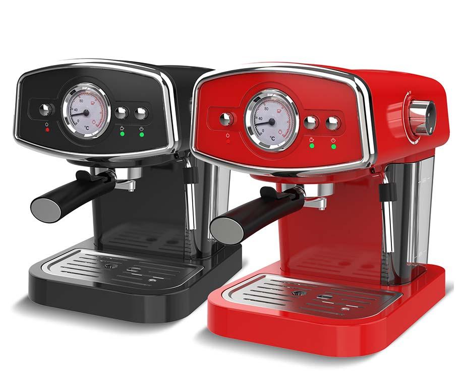 TurboTronic Espressomachine - Verkrijgbaar In 2 Kleuren!