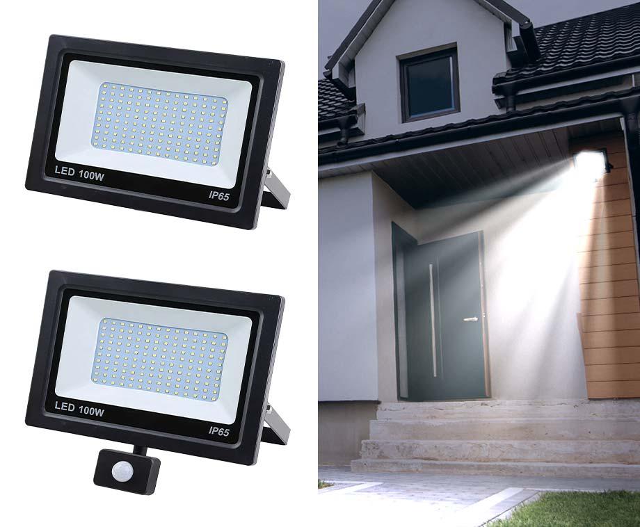 Krachtige SMD LED-Stralers Optioneel Met Sensor - Met Vermogen Tot...