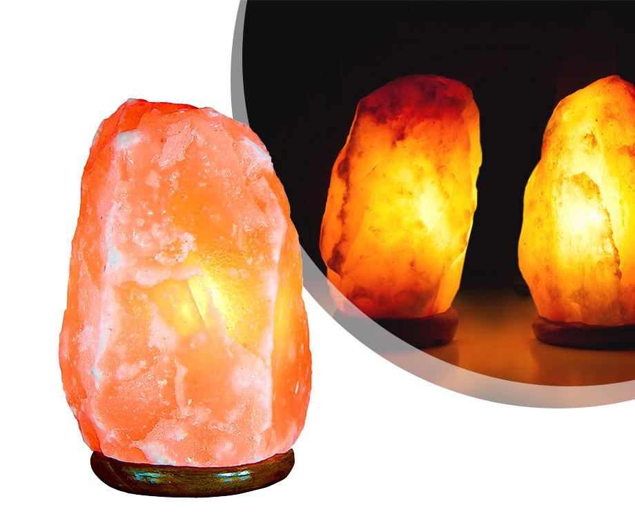 Himalaya Zoutlamp - Unieke Kalmerende Verlichting!