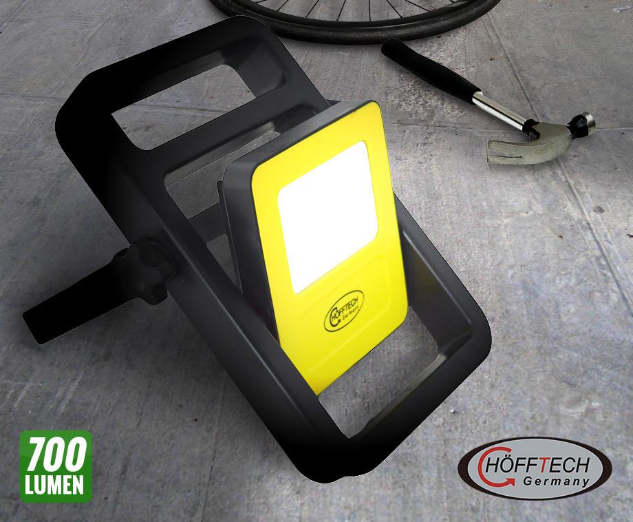 Hofftech Ultradunne LED Floodlight - Geeft Extreem Veel Licht (700 Lumen)!
