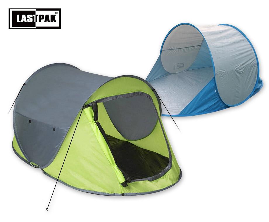 Lastpak Pop-Up Tent Of Strandtent - Opzetten In Een Paar Seconden!