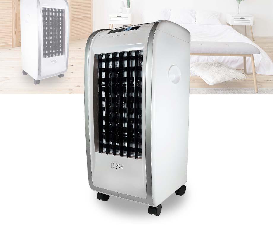 Mesa Living 4-In-1 Air Cooler - Met Timerfuntie En Afstandsbediening!