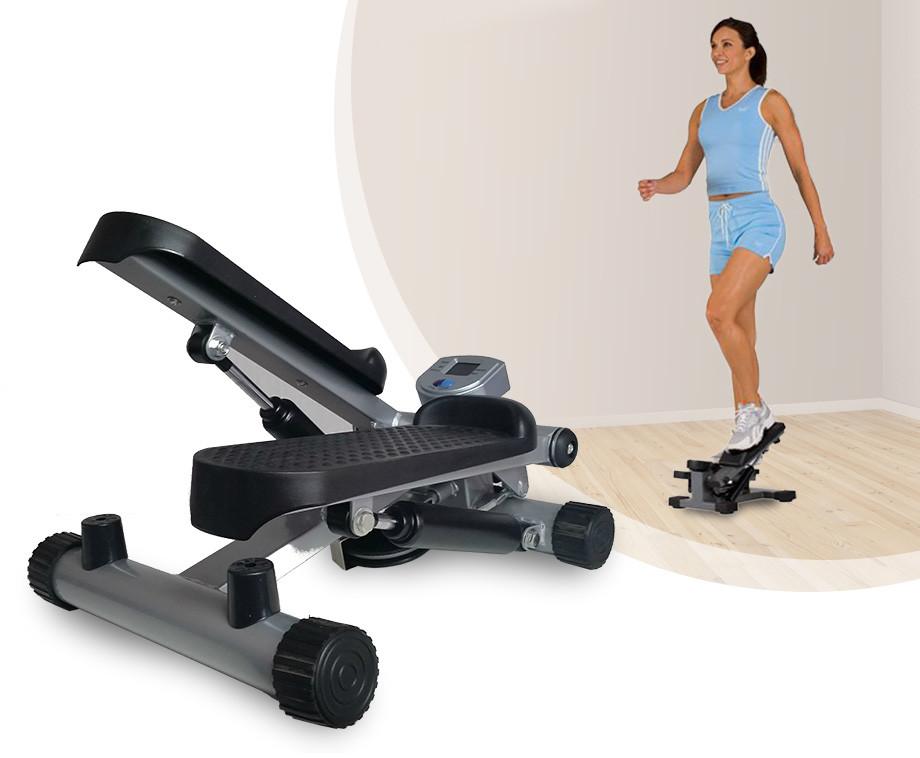 stepper fitness afvallen