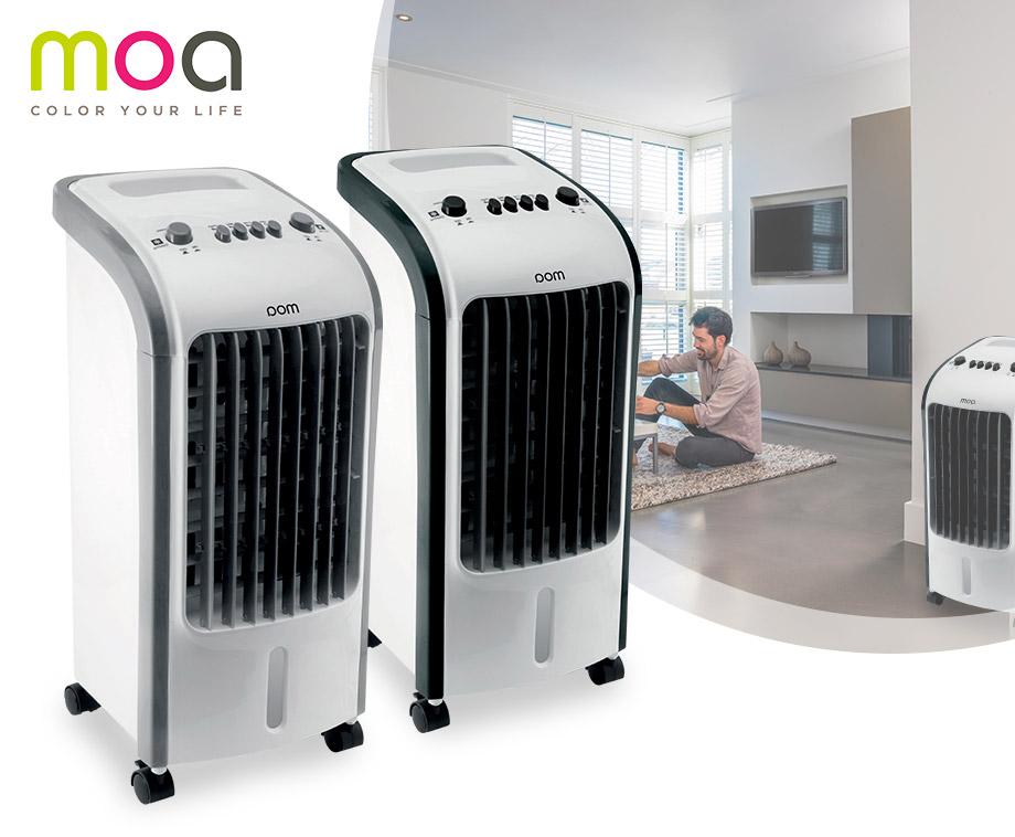 MOA Aircooler, Bevochtiger En Purifier - Ideaal Voor De Zomer!