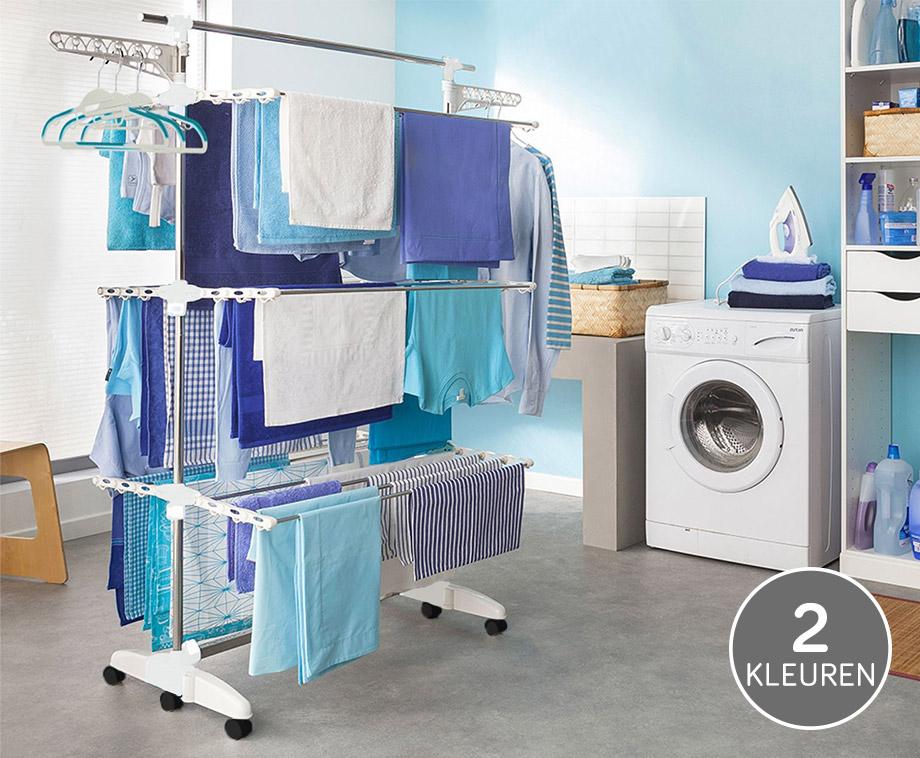 Dagaanbieding - Multifunctionele Wasrekken - Nooit Meer Ruimtegebrek Voor Je... dagelijkse koopjes