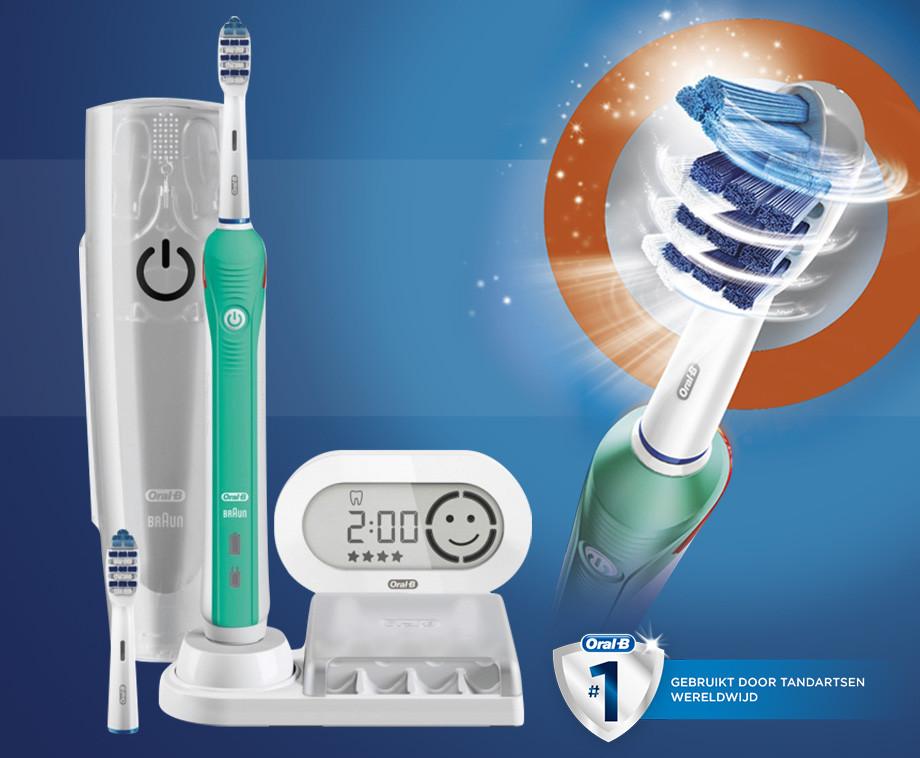 Oral-B Trizone Elektrische Tandenborstel - Keuze Uit 3 Verschillende Modellen!