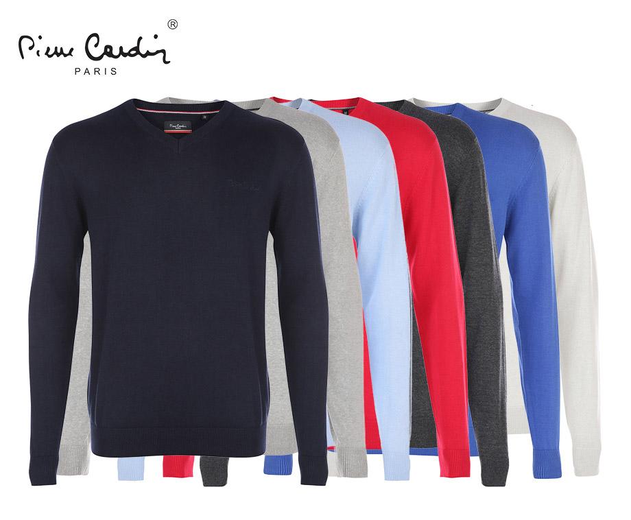 Pierre Cardin Pullovers - Verkrijgbaar In 7 Kleuren!