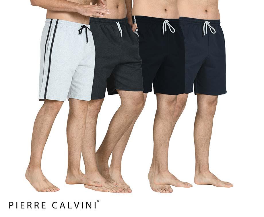 Pierre Calvini Loungewear Kort - Vandaag 1+1 GRATIS!