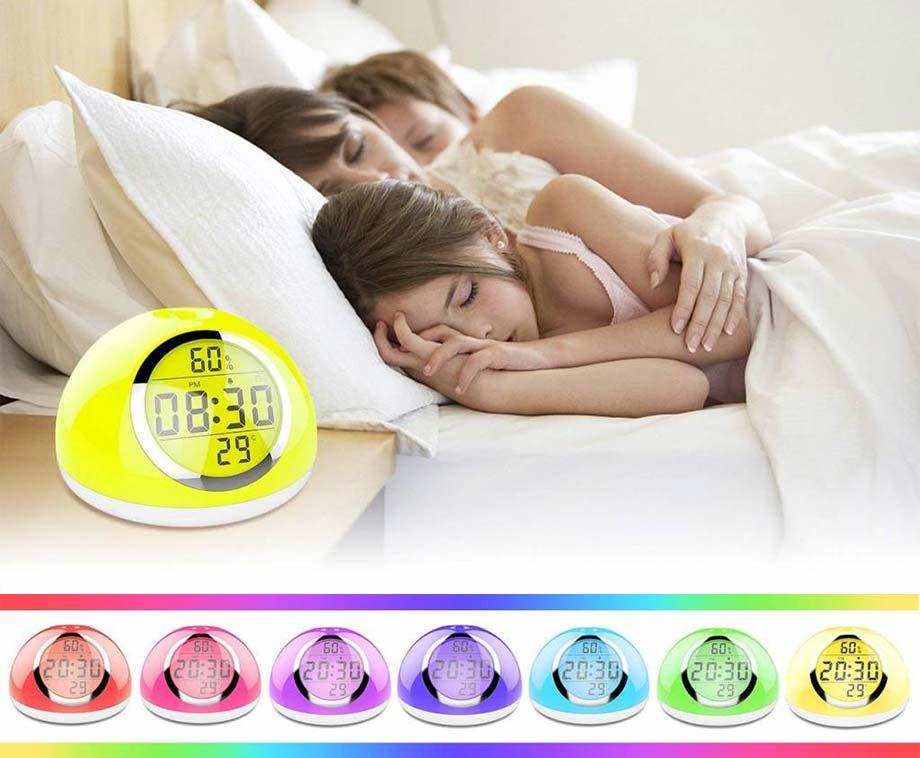 Sensor Wake Up Light - Rustig Ontwaken Met Licht!