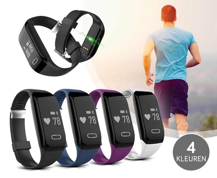 Smartwatch Activity Tracker - Helpt Bij Gezond Leven En Sporten! <br/>EUR 29.95 <br/> <a href='https://www.voordeelvanger.nl/voordeel/?tt=24641_1458552_321771_&r=https%3A%2F%2Fwww.voordeelvanger.nl%2Fsmartwatch-activity-tracker-helpt-bij-gezond-leven-en-sporten.html' target='_blank'>Bekijk de Deal</a>