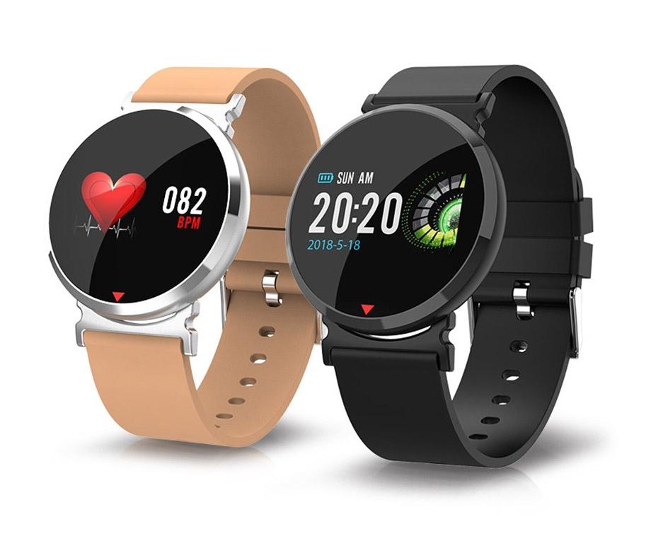 Parya Aluminium Smart Watch HD - Met Hartslagmonitor,...