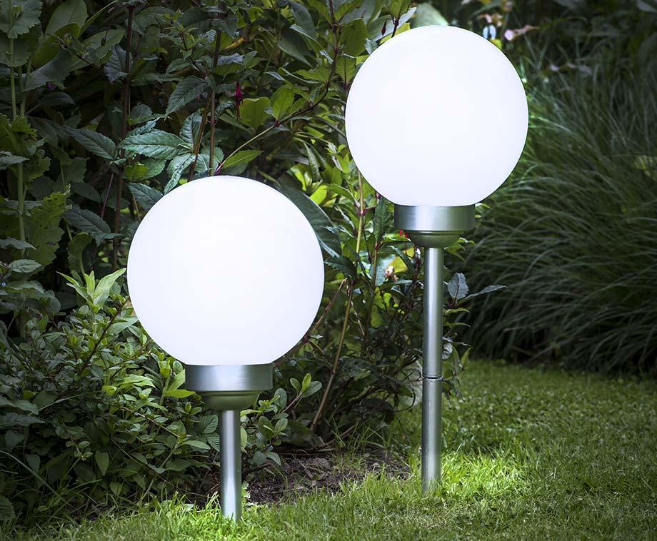Dagaanbieding - 2-Pack Solar LED Lichtbollen - Perfecte Sfeervolle Verlichting... dagelijkse koopjes