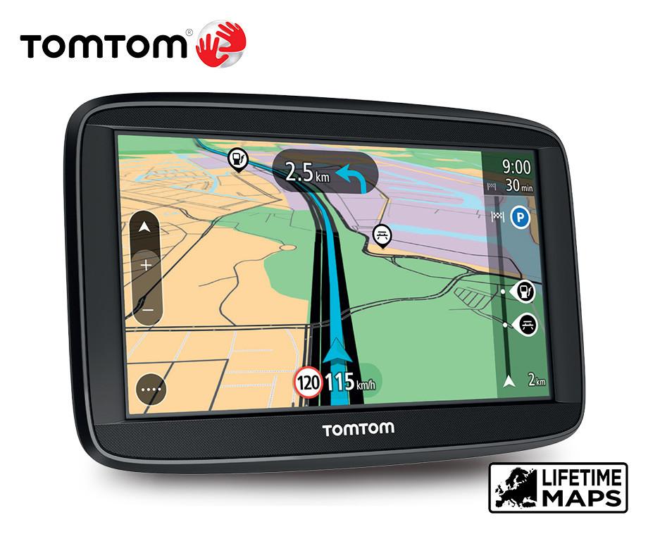 TomTom Start 42 - Met Levenslang Gratis Kaartupdates!