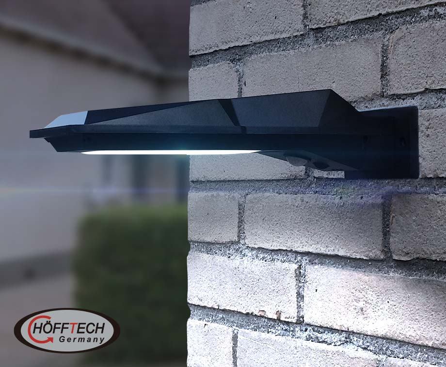Ultrakrachtige Solar LED Wandlamp - Vandaag 1+1 GRATIS!