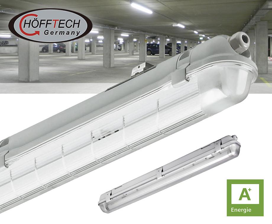 Waterdichte LED TL Balken In Verschillende Maten - 1, 2 of 4 Stuks...