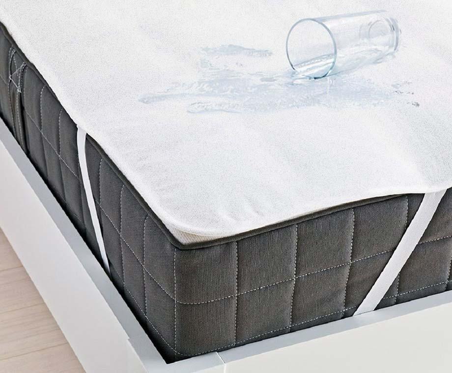 Nice Dream Waterdichte Matrasbeschermer - Houdt Je Matras Schoon...