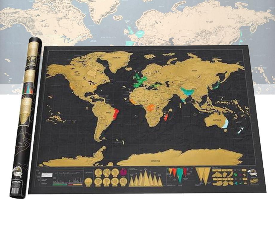 Kraskaart Van De Wereld - Kras Landen Tevoorschijn Waar Je Bent Geweest! <br/>EUR 9.95 <br/> <a href='https://www.voordeelvanger.nl/voordeel/?tt=24641_1458552_321771_&r=https%3A%2F%2Fwww.voordeelvanger.nl%2Fkraskaart-van-de-wereld.html' target='_blank'>Bekijk de Deal</a>