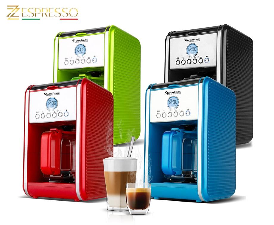Zespresso Programmeerbaar Koffiezetapparaat - Opstaan Met Je...